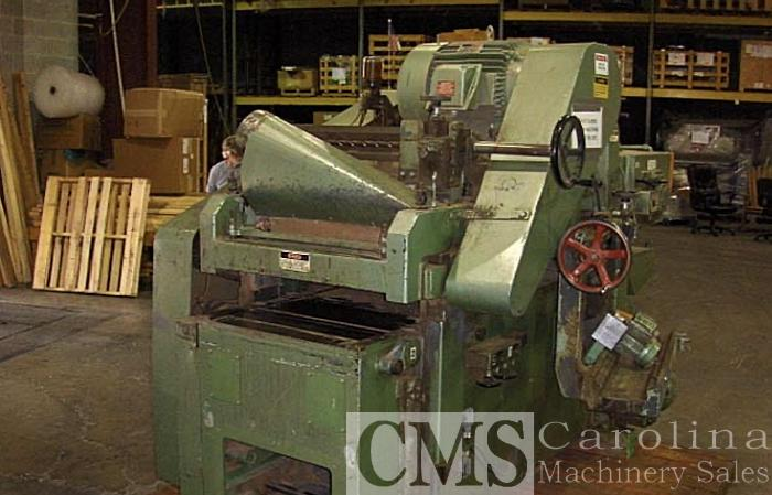 Used Northfield Double Surface Planer