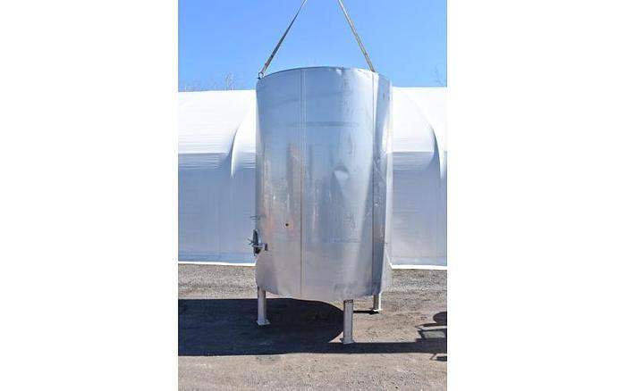 USED 3600 GALLON TANK, STAINLESS STEEL, INSULATED
