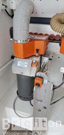 2012 Voorwood L115A Shape Sander Foiler