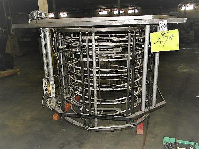 Used Motorized Bobble stabilizing cage stock # 4679-003
