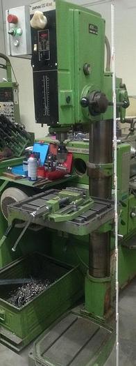 Gebraucht Säulenbohrmaschine FFI  Pehac FG 2102  SSC 40 aut.
