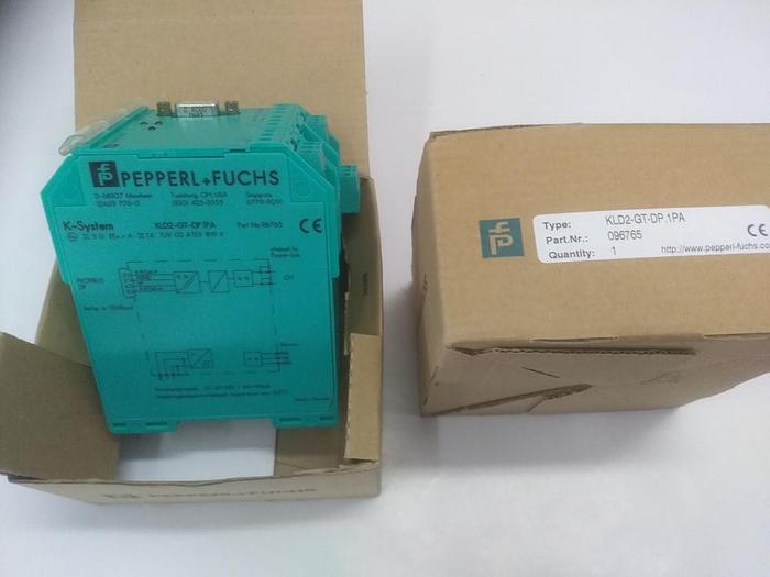 Profibus DP Gateway KLD2-GT-DP.1PA, Pepperl und Fuchs,  neu