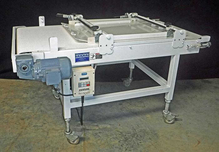 Used USED BLOEMHOFF CONVEYOR MOULDER, MODEL 30B