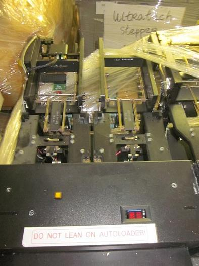 Used Ultratech 1500 stepper parts