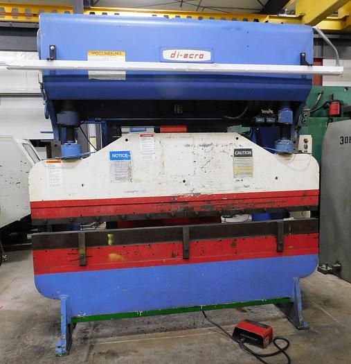 Used DiAcro Hydro-Mechanical Press Brake 8-75