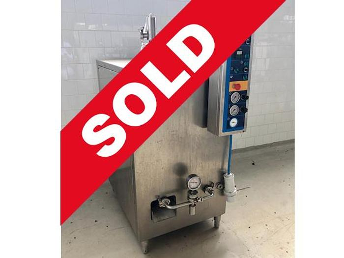 Used TETRA PAK HOYER FRIGUS 600 CONTINUOUS FREEZER