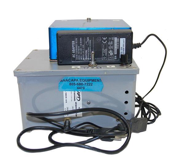 Used APT Instruments SP400V1R.072A Variable-Flow Peristaltic Pump 240 RPM 24V (4470)
