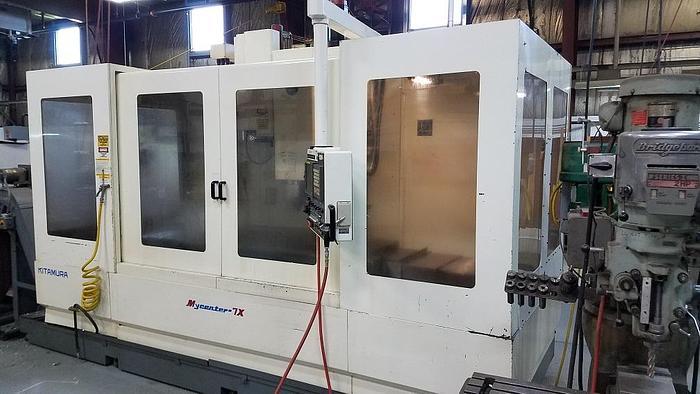 2000 Kitamura Mycenter 7X CNC Vertical  Milling Machine 7X