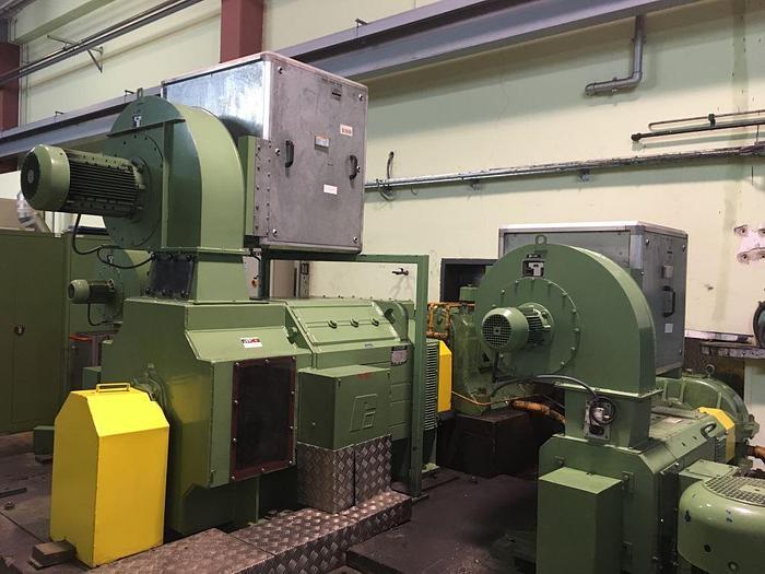 """1400mm / 55"""" Blaw-Knox Aluminum Foil Finishing Mill: FM-109"""