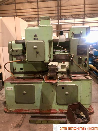 Used TOS OH6 Gear Shaper With Rack Cutting