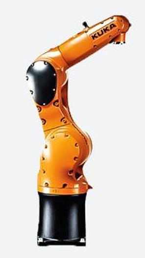 KUKA KR6 R700 sixx ROBOTS STILL NEW IN THE BOX, KRC4 CONTROLLERS EXCELLENT TR...