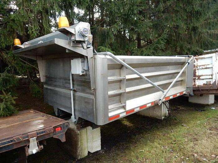 Used 2006 Henderson Chief Stainless Steel box