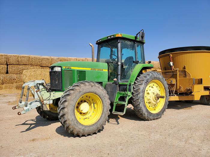 Used 1997 John Deere 7810 Tractor