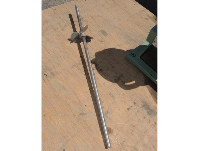 USED LIGHTNIN TOP ENTRY MIXER, MODEL NLD 25, 0.25 HP