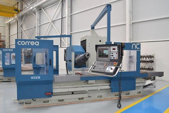 Refurbished Refurbished 2001 Correa CF22/25-Plus Bed Type Milling Machine