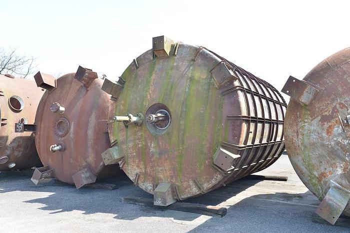 Usata Reattore / Miscelatore da 46000 Litri
