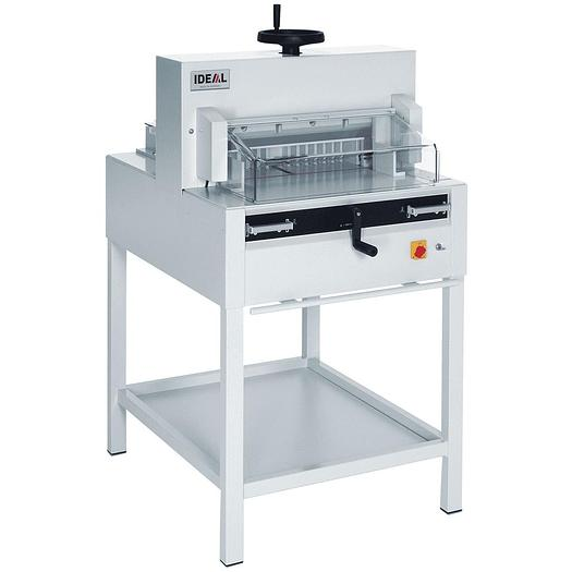 IDEAL 4815 EASY-CUT Electric Guillotine With Manual Spindle-Clamp