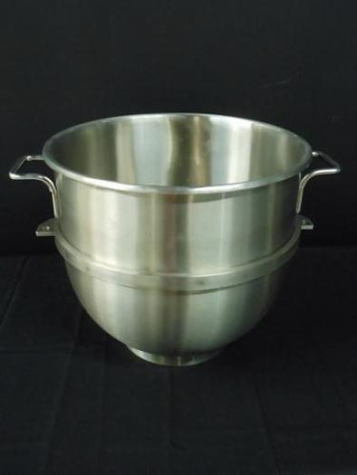 NEW HOBART COMPATIBLE 60 QUART STAINLESS STEEL BOWL