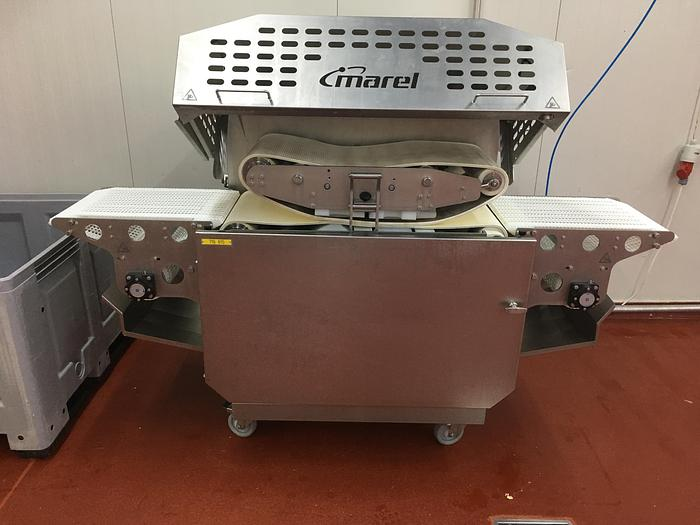 Used MAREL Platino 400 flatenner