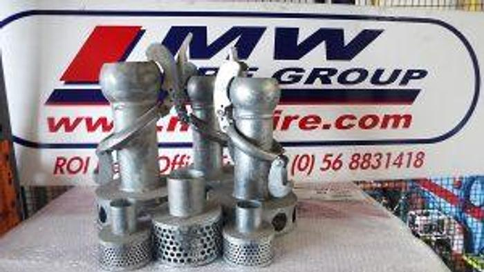 Used Strainers 3″ to 8″