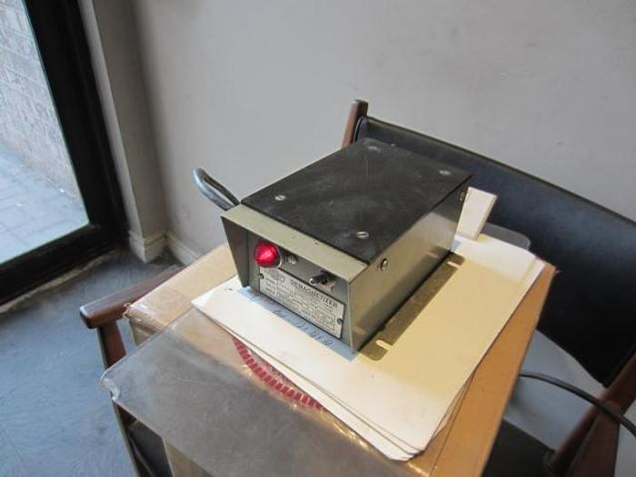 Used Electro-Matic  Model A-13 Demagnetizer