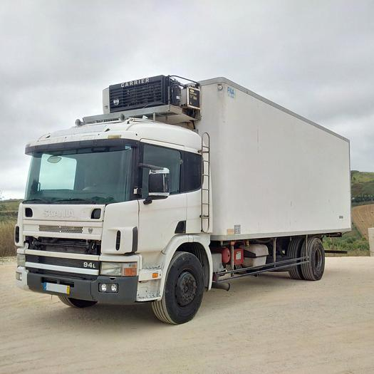 1999 SCANIA 94 L 310 refrigerated