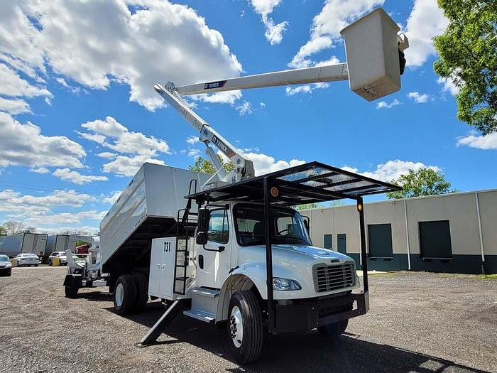 Used 2019 Freightliner M2-106 Terex XT Pro 60 Forestry Truck