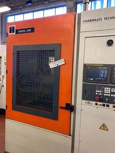 Installata Elettroerosione a Filo CHARMILLES ROBOFIL 330 F