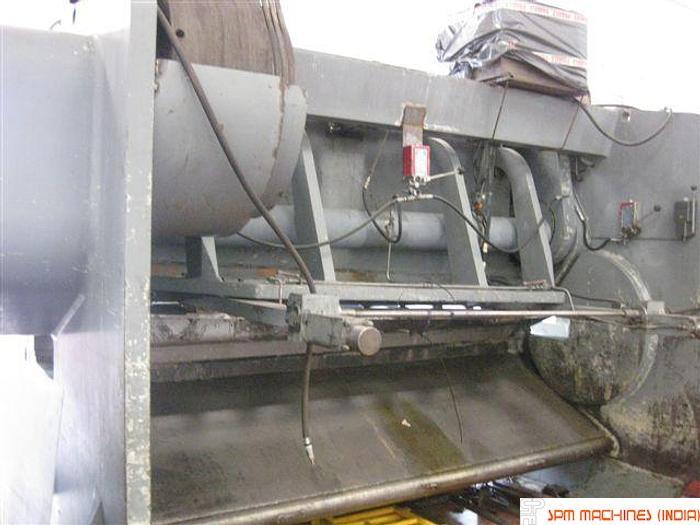 Gatti 30mm x 3100mm Mechanical Shearing Machine