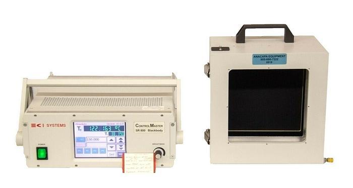 Used CI Systems Control Master SR800-7D-LT Blackbody Head Radiation Source PARTS 8919