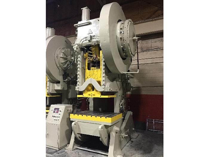 200 ton Clearing OBI Used Mechanical Press