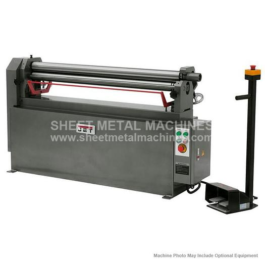 JET ESR-1650-1T Electric Slip Roll 1Ph 756027