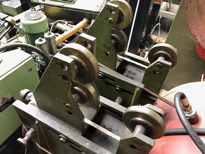 Behälterdrehvorrichtung Verstellbarer Rollenbock
