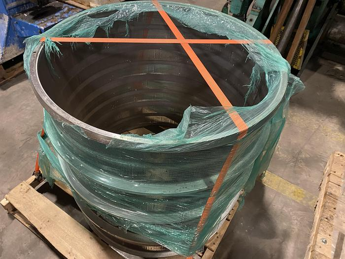 Used VOITH SCREEN BASKET