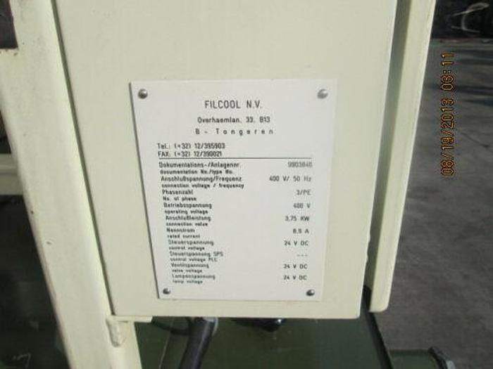 1999 FILCOOL MODEL BAF 4.0 COOLANT FILTRATION SYSTEM