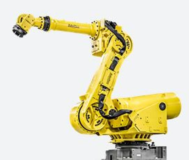 Used FANUC R2000iA/165R CNC 6 AXIS ROBOT W/RJ3IB CONTROL