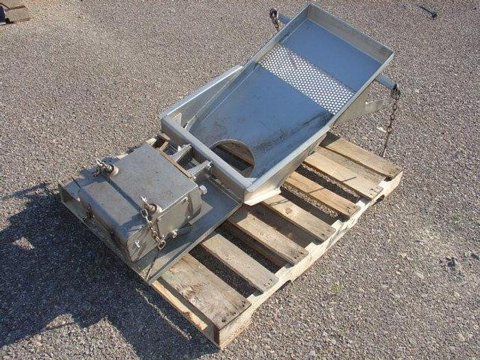 Used Smalley Manufacturing Stoker-Feeder