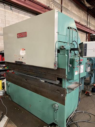 Used 45 TON X 8', ALLSTEEL CNC HYDRAULIC PRESS BRAKE
