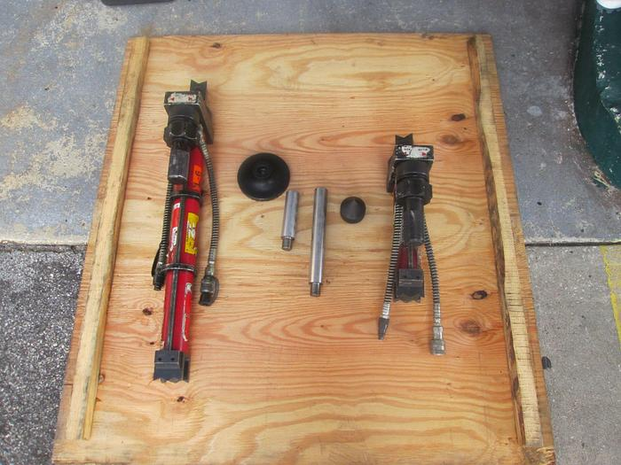 Used Complete Jaws of Life Set