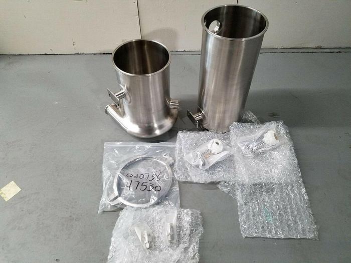 Stainless Steel Pyro Mation Detectors Temp Transmitter check valve Pharma