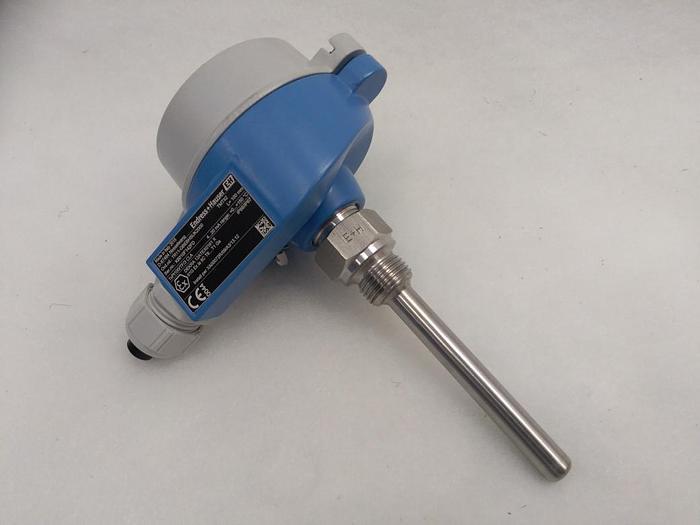 Thermometer TMT82, TR11-GBEBHSUK2000, Endress und Hauser, L 100mm, Ex, neu