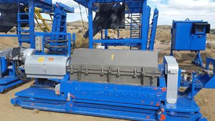 Used 2014 Hutchison-Hayes Centrifuge Unit