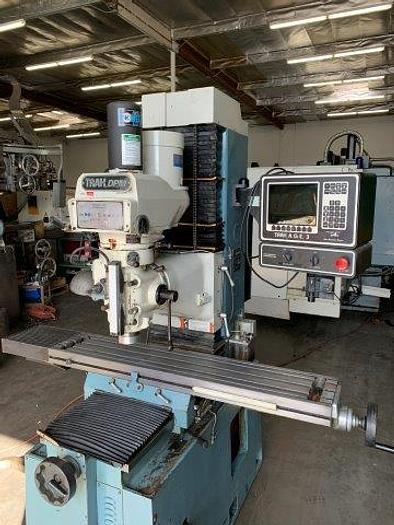Southwestern Industries Model Trak DPM Vertical Milling Machine