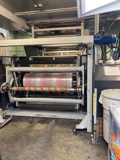 Used UTECO Onyx 808  8 color printing press