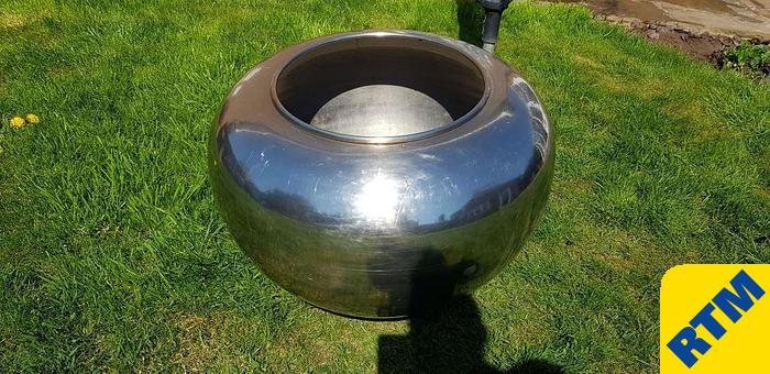 Used Coating Pan (bowl only)