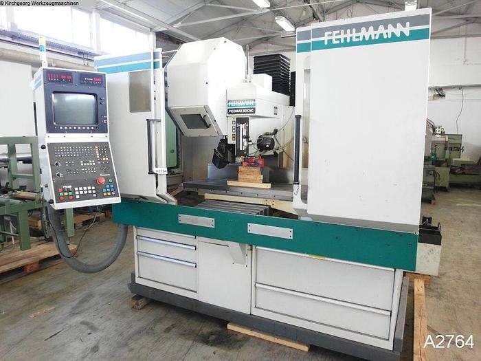 #A2764 - FEHLMANN Picomax 80 CNC, Bj. 1999