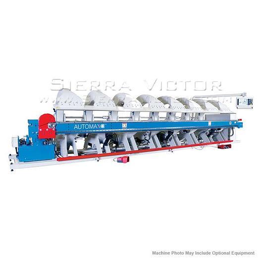 ROPER WHITNEY AUTOMAX PLUS Long Folding Machine