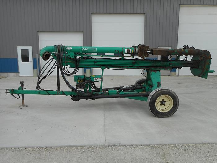 Used 2012 GEA SP-R-10