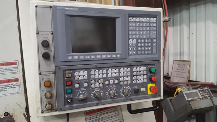 2000 Okuma ESV-V4020