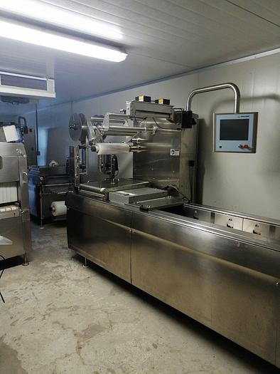 Used 2012 MULTIVAC R145 Thermoformer